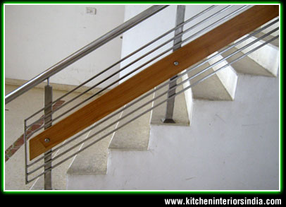 Upstair Railings Home Up Stair Railings Suppliers Punjab