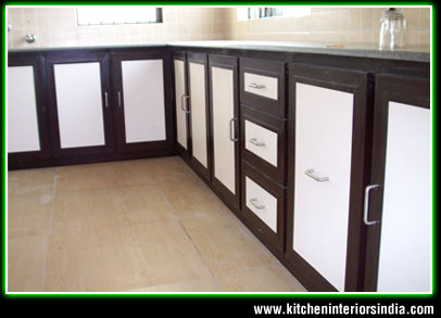Modular Kitchen Interiors Manufacturer In Punjab